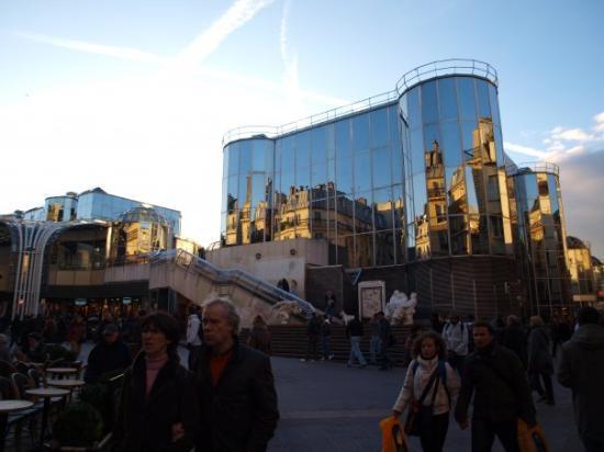 Forum des Halles: forum de halles..