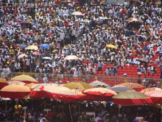 Kumasi, Ghana: ashanti