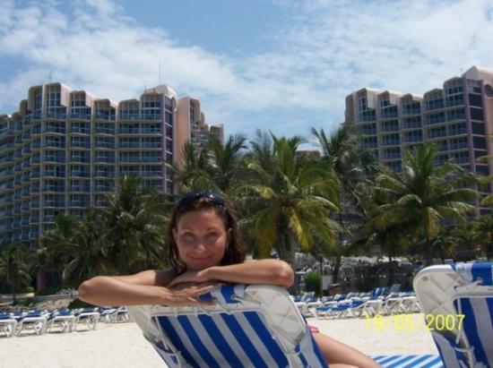 Cable Beach: Nassau, Bahamas