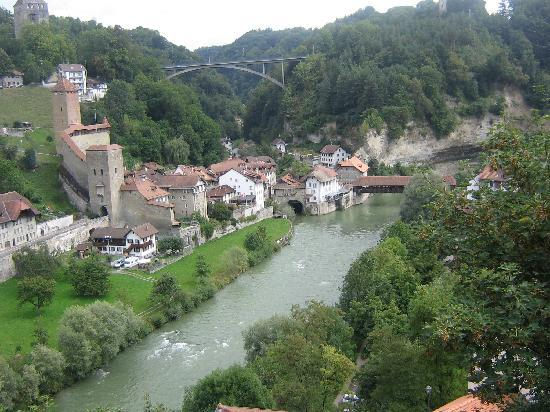 Canton of Fribourg, Zwitserland: Fribourg