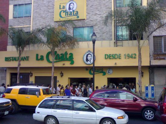 La Chata de Guadalajara: la chata peak hour