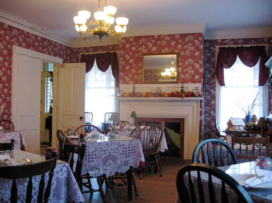 Rookwood Inn: Breakfast Room