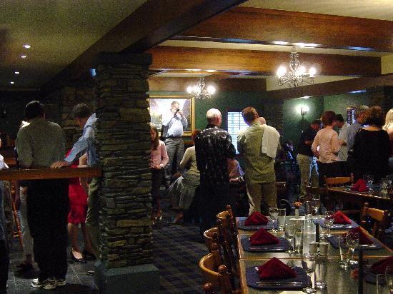 Campbell's Restaurant: Inside Restaurant