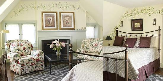 Chimney Hill Estate & Ol' Barn Inn : Quaint Estate Lodging with Delicious breakfast