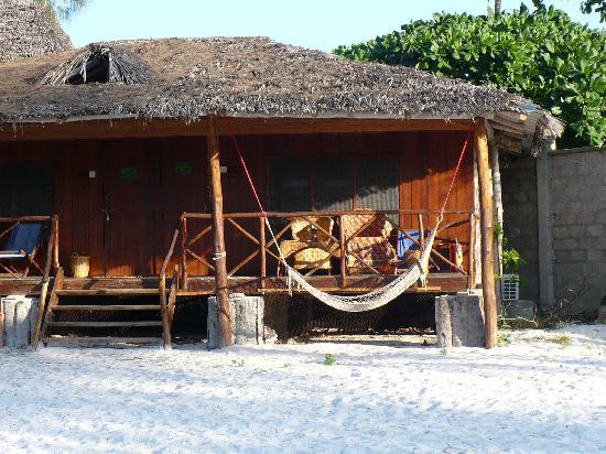 Kendwa Rocks Beach Hotel: Beach Bungalow