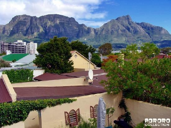Harfield Guest Villa: Table Mountain View
