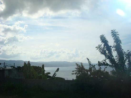 Island Routes Caribbean Adventures Montego Bay: Some scenes from the Hot Bus on the way to the church....