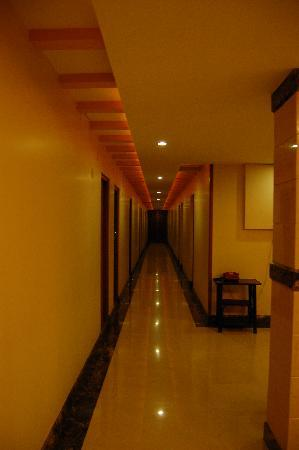 Sandhya Lodge: Our newly renovated floor