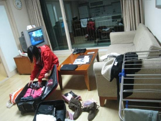 Messy Living Room Picture Of Incheon South Korea