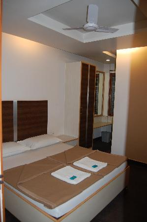 Sandhya Lodge: our comfort room category non a/c