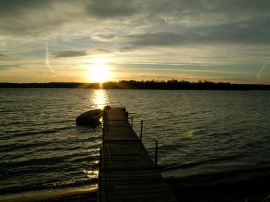 Sunset At Our Favorite Vacation Spot In Door County At