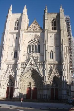 Cathédrale de Saint-Pierre et Saint-Paul : Cathedrale St Pierre (Nantes, France)