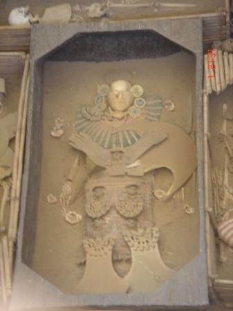 Chiclayo, Pérou : Tumbas Reales del Señor de Sipan