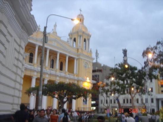 Plaza de Chiclayo