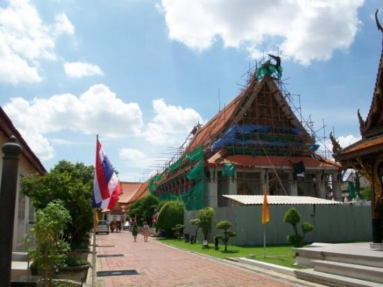 พิพิธภัณฑสถานแห่งชาติกรุงเทพ: This was the national museum grounds.