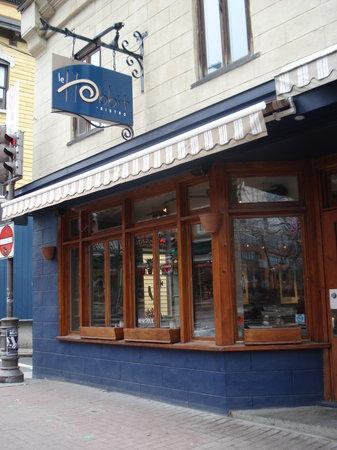 Cafe Le Hobbit