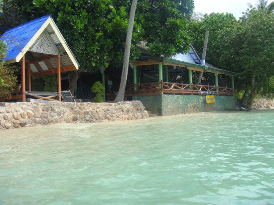 Big Fish Dive Resort: le retaurant Big Fish