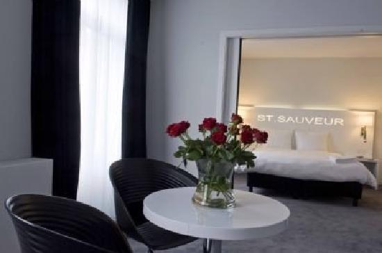 Hotel saint sauveur blankenberge belgien omd men och for Design hotel belgien