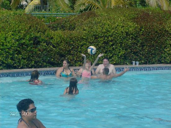 Rincon of the Seas Grand Caribbean Hotel: Hotel Pool
