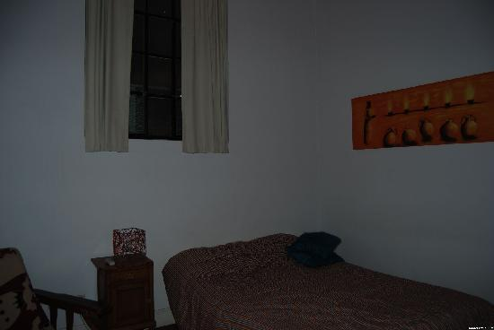 Rayuela Hostel: double room shared bathroom