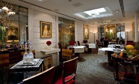 Hotel Lord Byron : Hotel Restaurant Sapori del Lord Byron