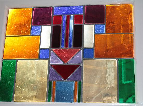 Heemskerk Suites- Adults only: Stained glass