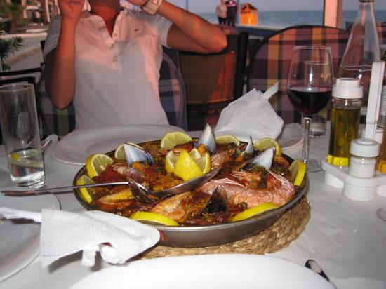 La Mar Chica: beste Paella zum günstigen Preis