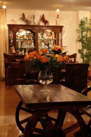 Dimitri Hotel: restful