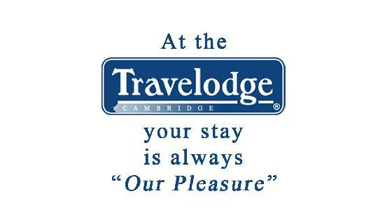 Travelodge Cambridge - Waterloo: At the Travelodge Cambridge, Your Stay is Always Our Pleasure!