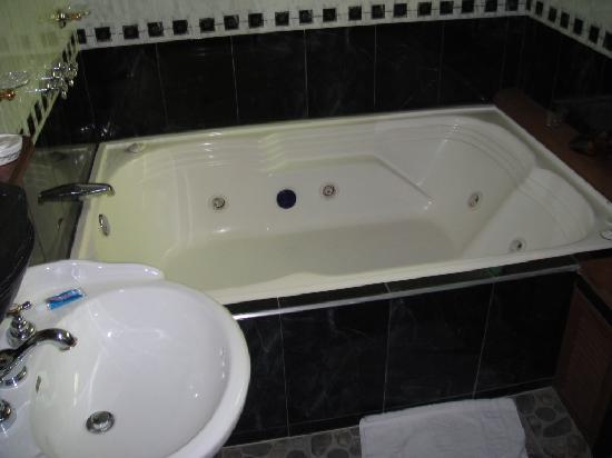 Hotel Antonio Narino: bathrrom