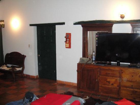 Hotel Antonio Narino: main room