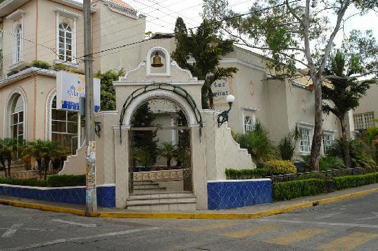 Foto de villa las margaritas centro xalapa exterior for Hotel villa las margaritas xalapa