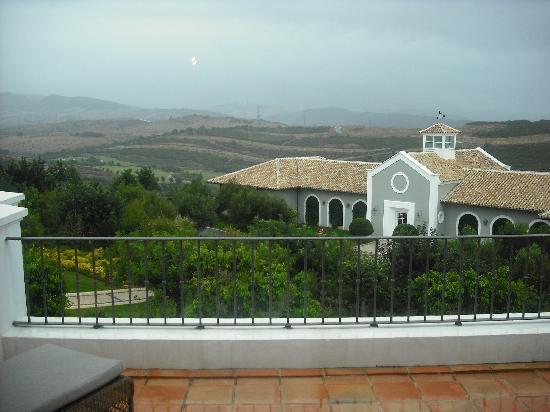 Finca Cortesin Hotel Golf & Spa : Vista desde la habitacion