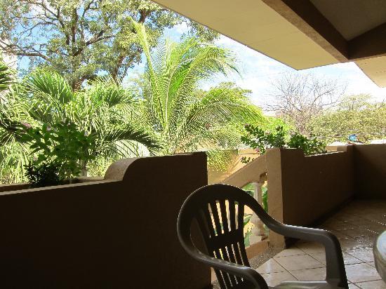 Hotel Portofino : Balcony