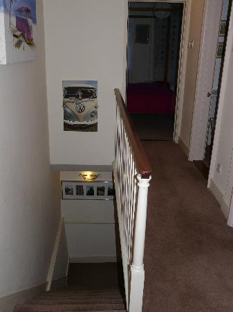 Below Stairs: Hallway