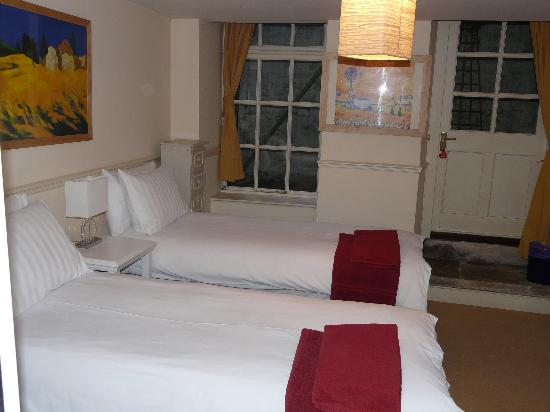 Below Stairs: Bedroom 2