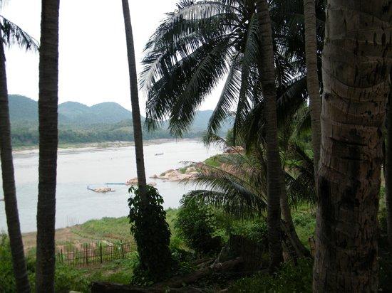 Chang Inn: view from out door restaurant