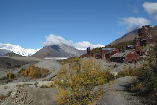 Currant Ridge: Kennecott
