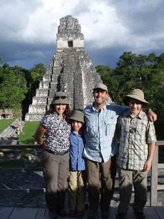 Poptun, Guatemala: Tikal