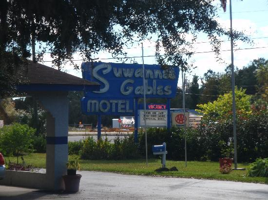 Suwannee Gables Motel and Marina: Suwannee Gables Motel & Marina