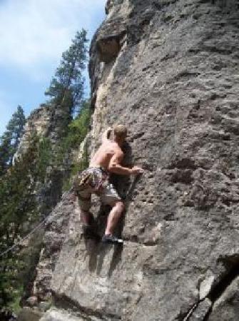 Rock Climbing in Seattle
