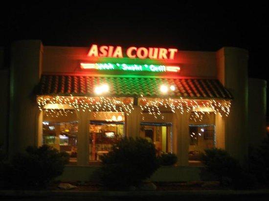 Asia Court: Building