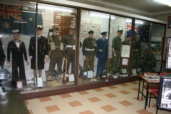 Miles Historical Village and Museum: The War Museum is excellent-very informative.