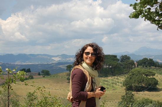 Villa Pian Di Cascina: My mom