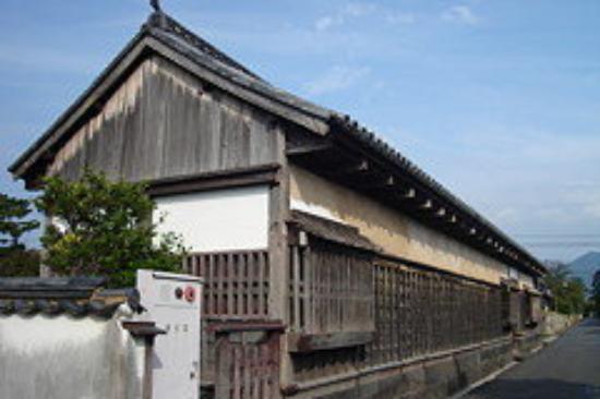 House of Suu Family, Hagi, Yamaguchi Pref., Japan
