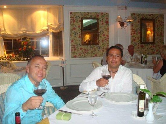 Langosta Del Caribe Restaurant : Los 40 del Dr Zea