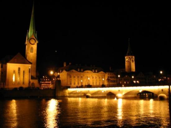 Church of Our Lady (Fraumunster): Zurich