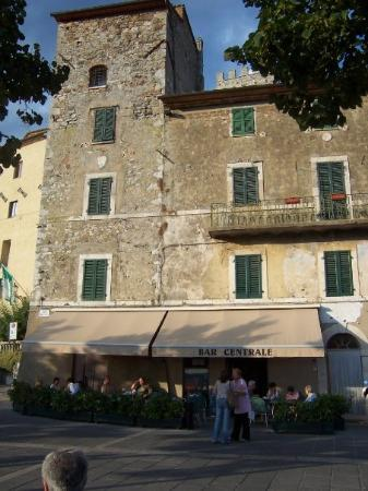 San Casciano dei Bagni, อิตาลี: The cafe in San Casciano