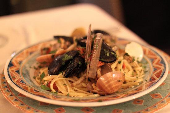La Scialuppa : Seafood pasta