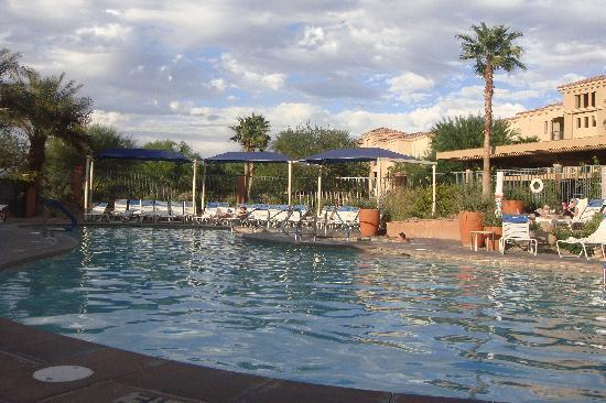 Marriott's Shadow Ridge I-The Villages: Quiet Pool